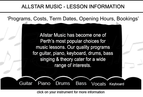 allstar music lessons and services
